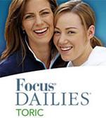 Focus Dalies Toric